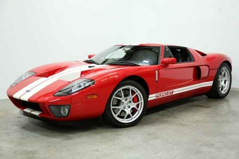 2005 ford gt for