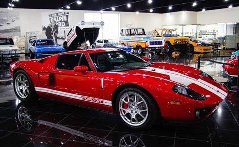 2006 ford gt for