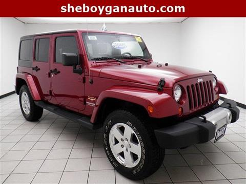 Jeep Wrangler For Sale In Sheboygan, Wi Carsforsalecom