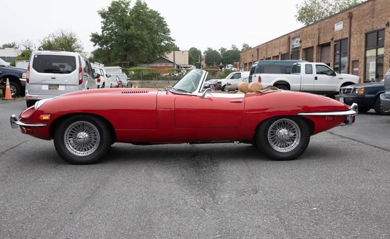 1969 Jaguar Xk Series