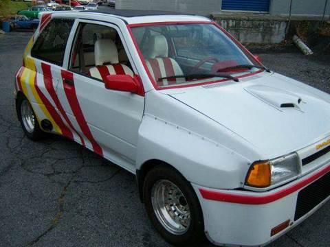 1990 ford festiva for