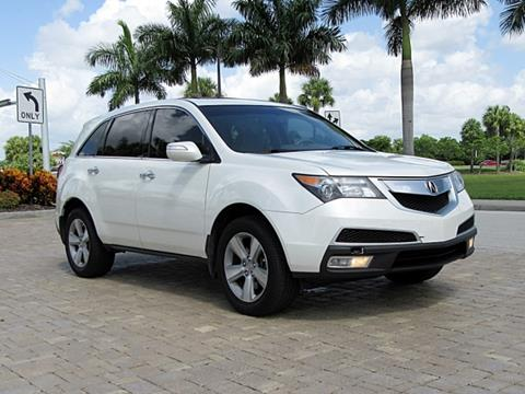 2010 Acura Mdx For At Lantern Motors Inc In Fort Myers Fl