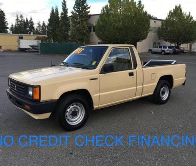 Mitsubishi Mighty Max Pickup For Sale In Lynnwood Wa