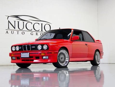 1988 bmw m3 for