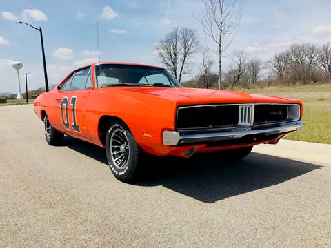 1969 dodge charger for