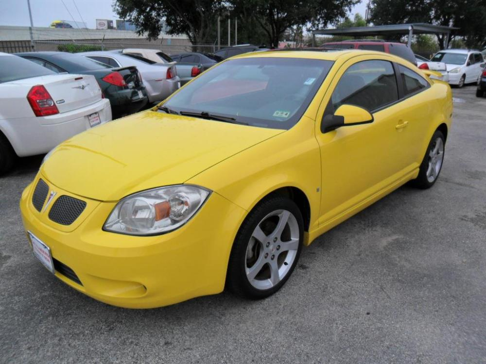 medium resolution of 2007 pontiac g5 gt 2dr coupe houston tx