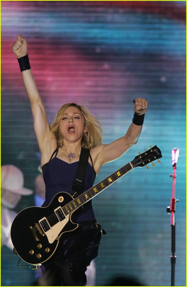 Madonna Coachella Video Photo 217311 Madonna Videos