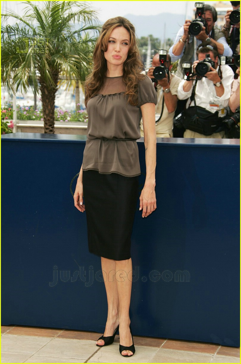 Angelina Jolie Cannes Film Festival 2007 Photo 178391