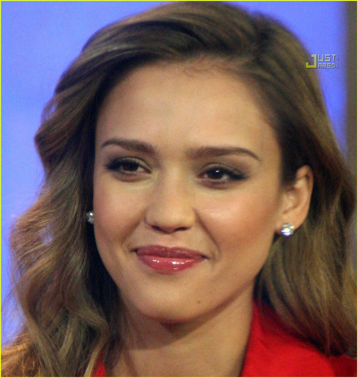 Jessica Alba Today Show Photo 890391 Jessica Alba
