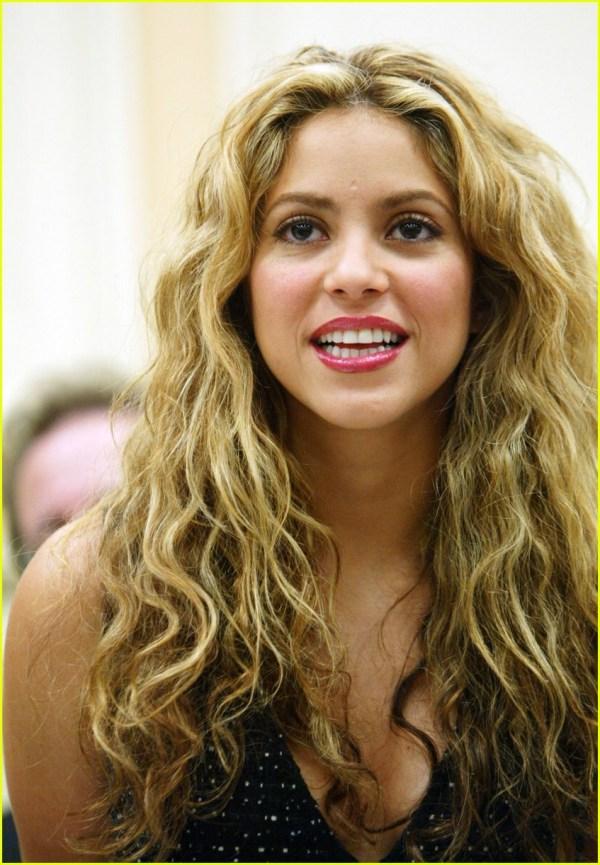 Shakira' Campaign Education 1082691 Shakira Jared