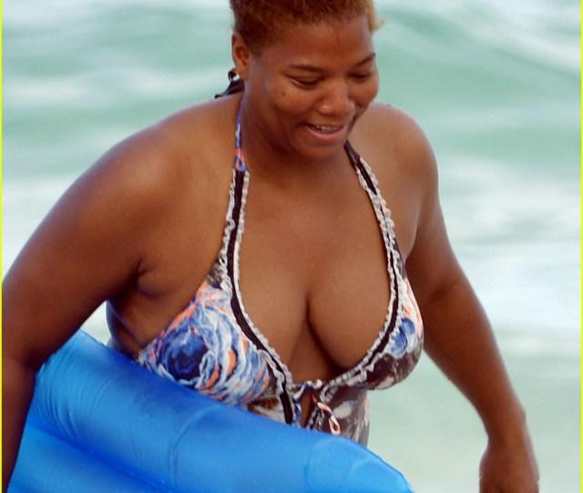 Queen Latifah Opens Up On Nude Bessie Scene
