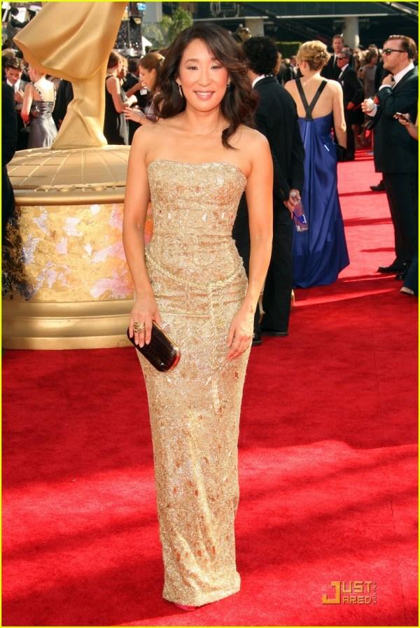 Sandra Oh Emmy Awards