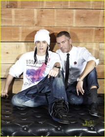 Tokio Hotel Twins Cover 2442279 Bill Kaulitz