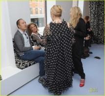 Mary-kate & Ashley Olsen Cfda Membership Meeting