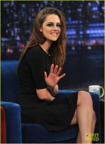 Kristen Stewart Jimmy Fallon