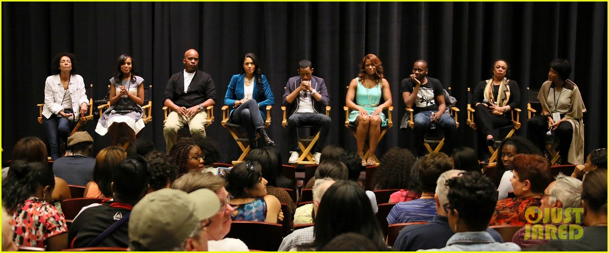 kerry washington peeples screening at festival of books 01
