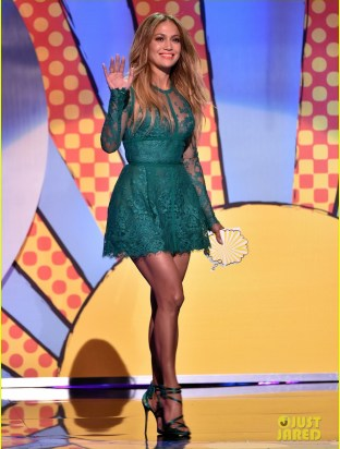 jennifer lopez teen choice awards 2014 01