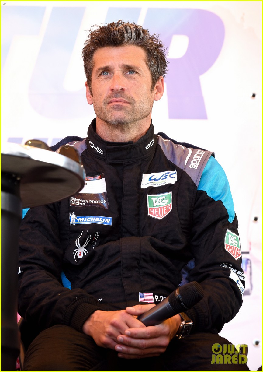 patrick dempsey feels magical being part of le mans race 02