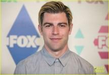 Matt Bomer' 'american Horror Story Hotel' Premiere