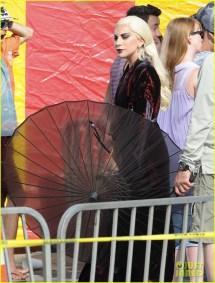 Lady Gaga 'american Horror Story Hotel' -star Wes