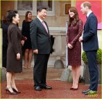 Kate Middleton and Prince William Meet