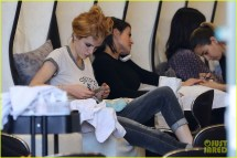 Bella Thorne Tells Boyfriend Tyler Posey ' -king Love
