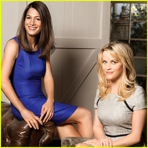 Bestselling Author Gillian Flynn and Oscar Winner Reese Witherspoon