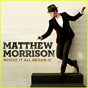 Matthew Morrison's New Album: 'Where It All Began'!