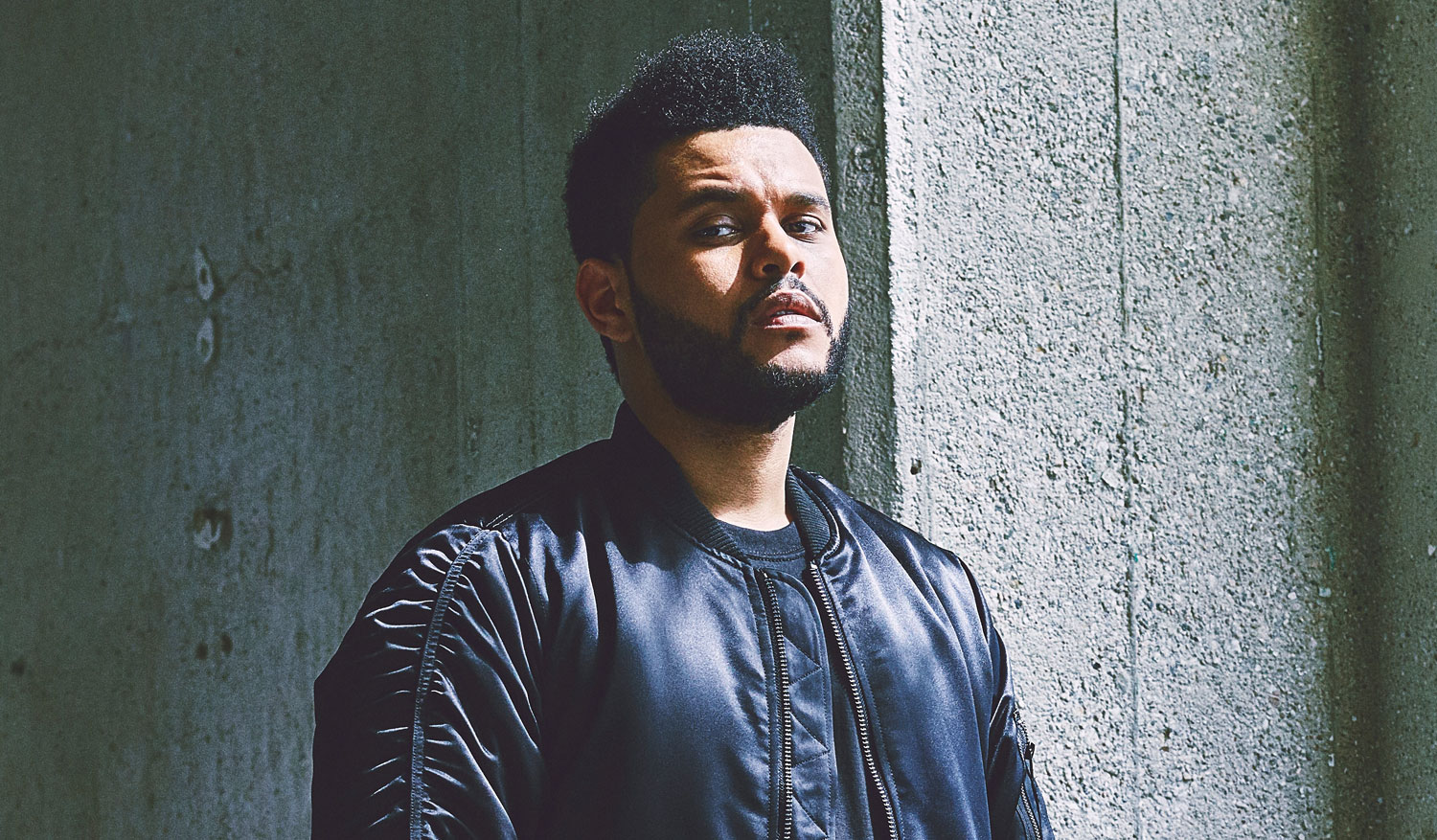 The Weeknd's New Haircut Is On Display In New Puma Ad! The