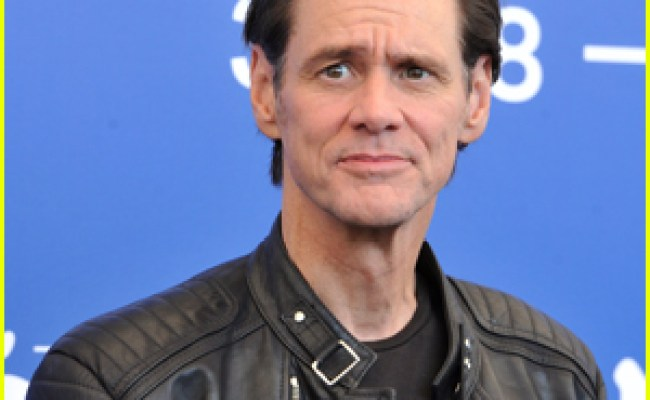 Jim Carrey Is Unrecognizable In His Latest Photo Jim