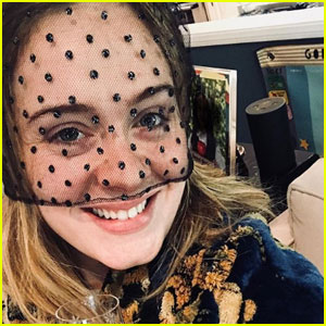 Adele Opens Up About Battle with Postpartum Depression  Adele Magazine  Just Jared