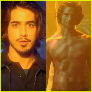 Avan Jogia & Tyler Posey Share Moment of Ecstasy in 'Now Apocalypse' Trailer - Watch Now!