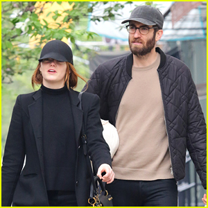 Emma Stone Goes On Errands Run with Boyfriend Dave McCary