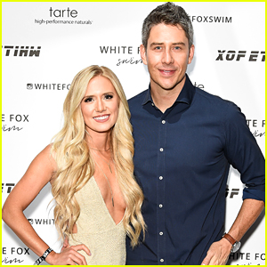 'Bachelor' Couple Arie Luyendyk Jr. & Lauren Burnham Welcome First Child!
