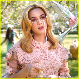 Katy Perry Goes Hippie in 'Never Really Over' Video - Watch Now!