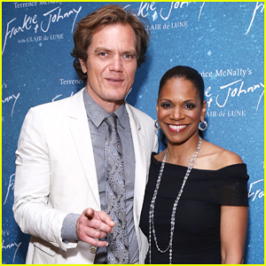 Michael Shannon & Audra McDonald Celebrate Opening Night of 'Frankie and Johnny'!