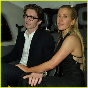 Ellie Goulding Couples Up with Fiance Caspar Jopling at Serpentine Summer Party!