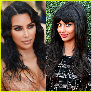 Jameela Jamil Apologizes For Coming Across as 'Preachy' After Calling Out Kim Kardashian's Body Makeup