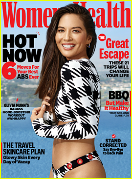 Olivia Munn Reveals What Makes Her Brain Spin