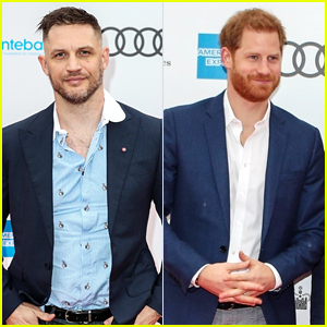 Tom Hardy & More Celebs Join Prince Harry at Sentebale Audi Concert in London!