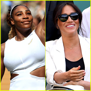 Serena Williams Raves About Meghan Markle As a Friend