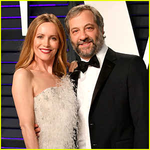 Judd Apatow Reacts to Report About Him Fighting with Wife Leslie Mann