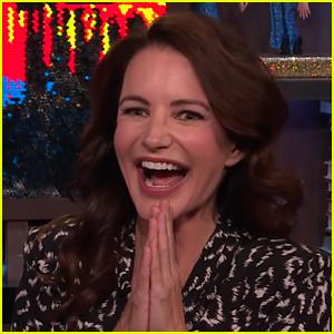 Sarah Jessica Parker Grills Kristin Davis About 'Sex & The City' Trivia - Watch!
