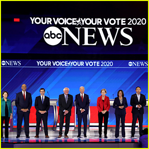 First Democratic Presidential Debate of 2020 - See Which Candidates Are Debating & Where to Stream