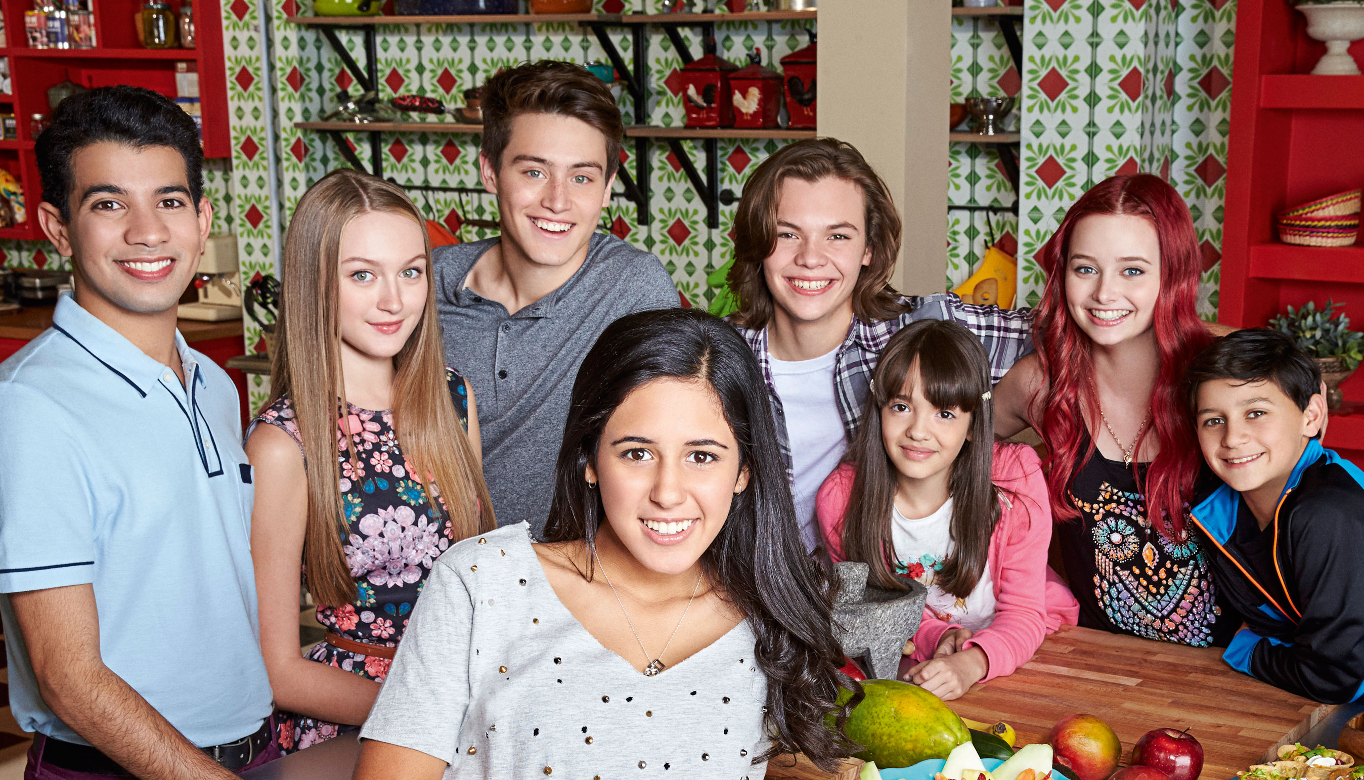 Talia in the Kitchen Cancelled by Nickelodeon Cast