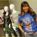 Jenna ushkowitz wallflower jeans fashion show in wisconsin photo