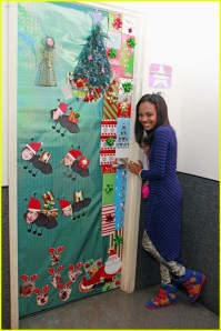 Nick And Disney TV: China Anne McClain Shows Off Door ...