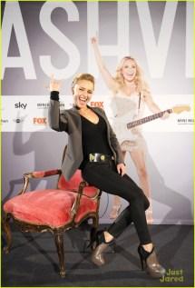 Hayden Panettiere Attends 'nashville' Screening In Germany