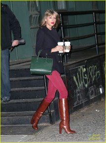 Taylor Swift Boots Jeans