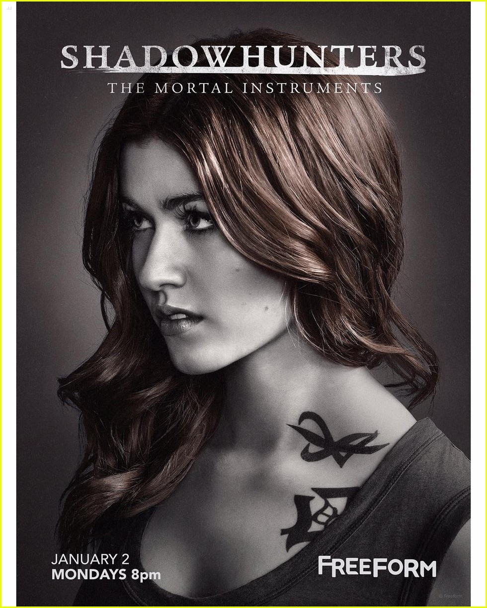 Image result for shadowhunters season 2 poster